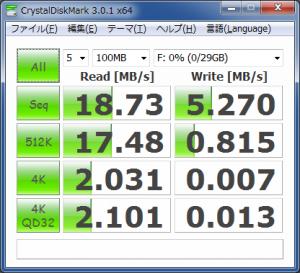 東芝製Class4 MicroSD