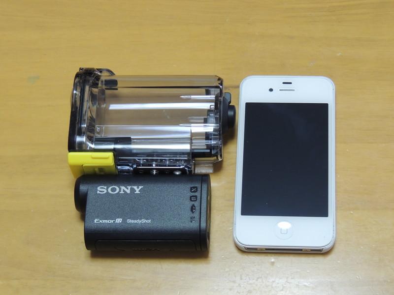 iPhone4S との比較