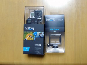 GoPro Hero 3 BE
